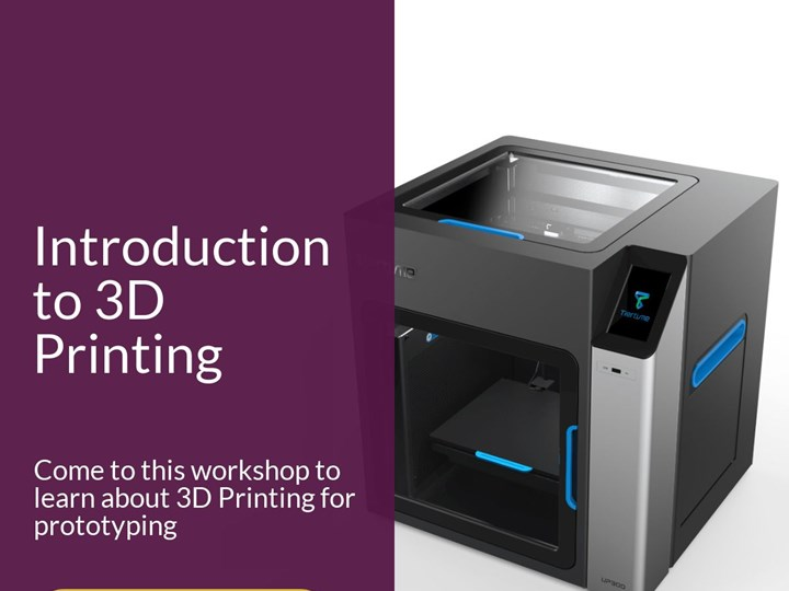 Te Toiotua Workshop | Introduction to 3D Printing
